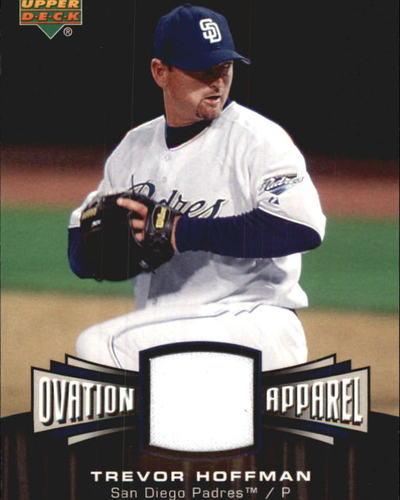 Photo of 2006 Upper Deck Ovation Apparel #TH Trevor Hoffman Jsy