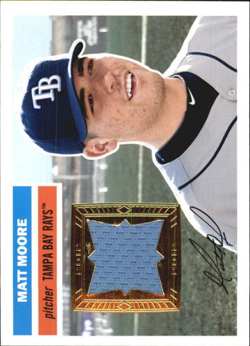 Photo of 2012 Topps Archives Relics #MMO Matt Moore