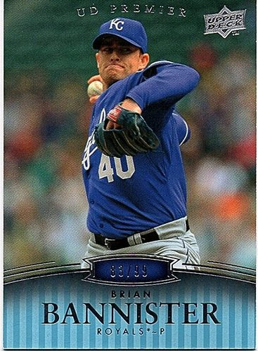 Photo of 2008 Upper Deck Premier #150 Brian Bannister /99