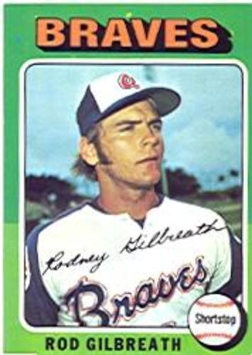 Photo of 1975 Topps #431 Rod Gilbreath