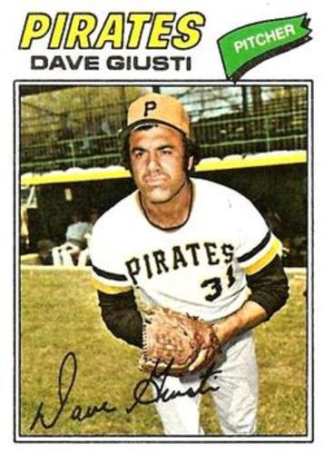 Photo of 1977 Topps #154 Dave Giusti