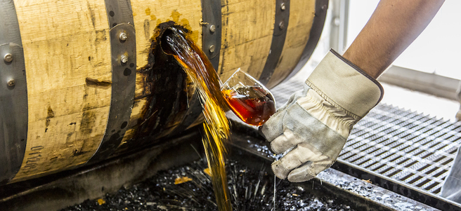 DELTA OFFERS WOODFORD RESERVE & OLD FORESTER VIP DISTILLERY TOUR IN LOUISVILLE, KY...