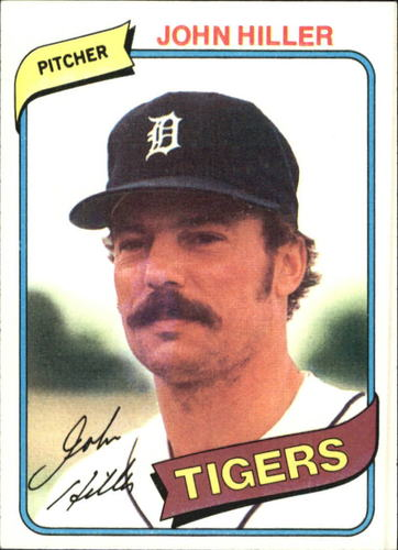 Photo of 1980 Topps #614 John Hiller