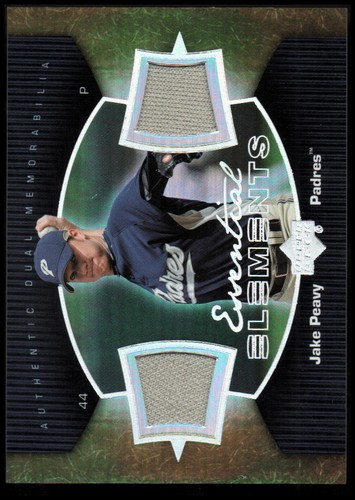 Photo of 2007 Upper Deck Elements Essential Elements #JP Jake Peavy