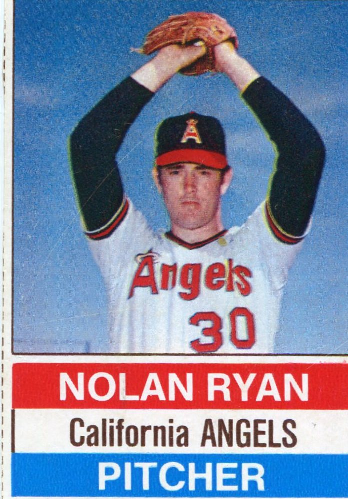 1976 Hostess #79 Nolan Ryan SP