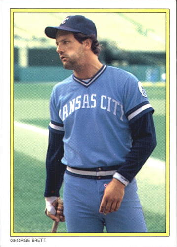 Photo of 1983 Topps Glossy Send-Ins #31 George Brett