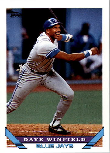 Photo of 1993 Topps #131 Dave Winfield