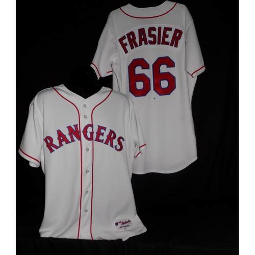 Photo of Josh Frasier 2017 Game-Used Jersey