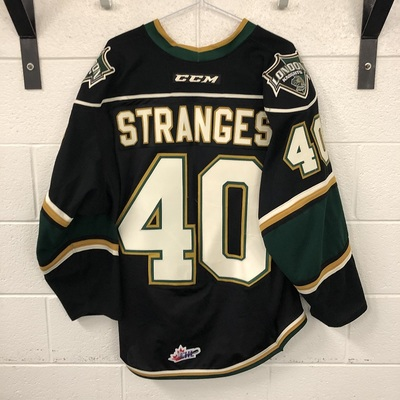 Antonio Stranges Black Jersey