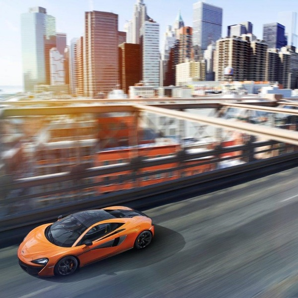 Photo of Ultimate Driving Experience with McLaren 570s in Shanghai