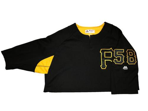 Photo of #58 Team-Issued Batting Practice Jersey