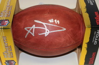 RAMS - AARON DONALD SIGNED AUTHENTIC FOOTBALL