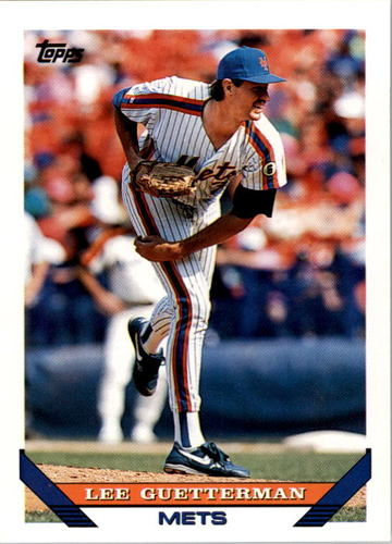 Photo of 1993 Topps #134 Lee Guetterman