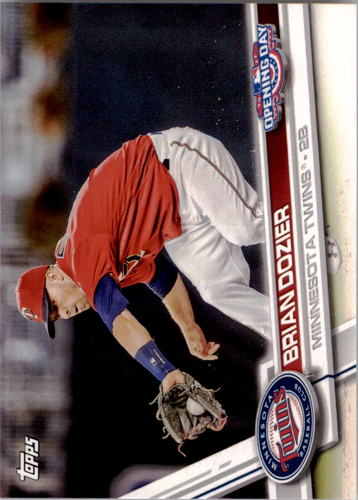 Photo of 2017 Topps Opening Day #162 Brian Dozier