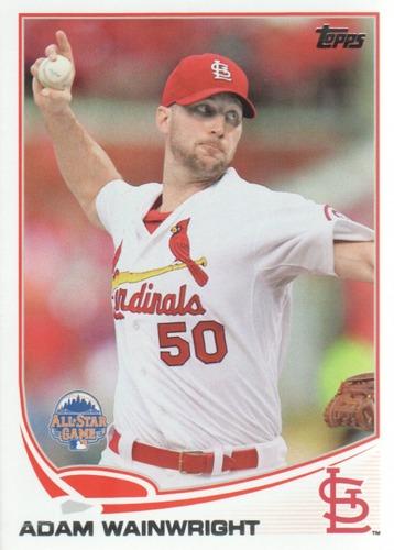 Photo of 2013 Topps Update #US93 Adam Wainwright