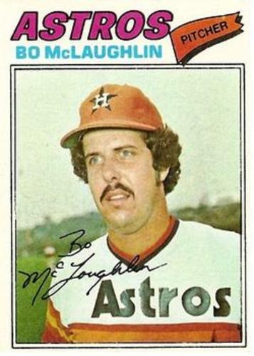 Photo of 1977 Topps #184 Bo McLaughlin RC