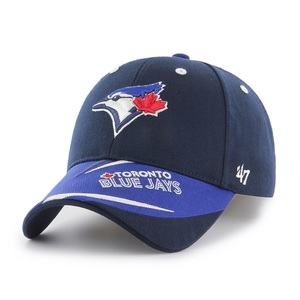 Toronto Blue Jays Toddler Baloo MVP Cap Navy by '47 Brand