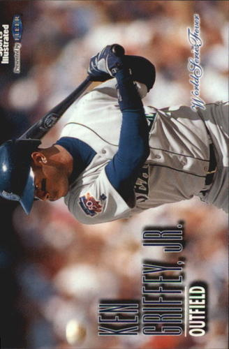 Photo of 1998 Sports Illustrated World Series Fever #50 Ken Griffey Jr.