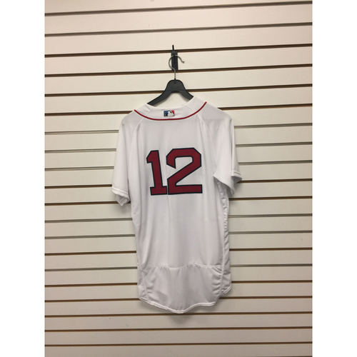 Brock Holt Team-Issued 2016 Home Jersey