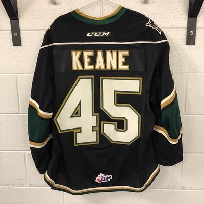 Gerard Keane Black Jersey