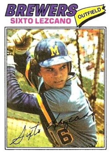 Photo of 1977 Topps #185 Sixto Lezcano