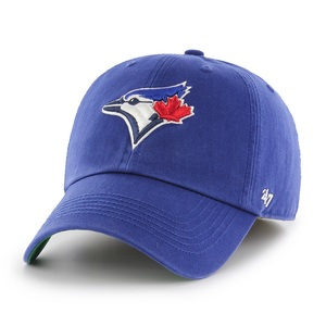 Toronto Blue Jays Youth Lofted Brush Cap Royal by '47 Brand