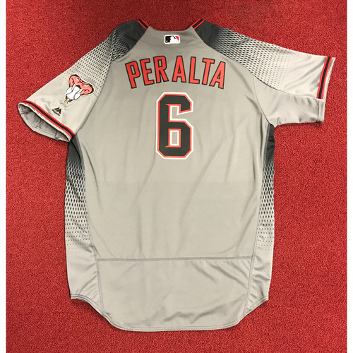 Photo of David Peralta Team-Issued Road Jersey