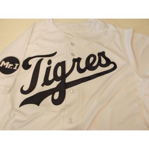 Photo of Blank Fiesta Tigres Jersey