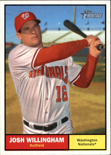 Photo of 2010 Topps Heritage #146 Josh Willingham