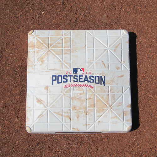 Photo of San Francisco Giants - NLDS Game 4 v Cubs - 3rd Base - 7th-9th innings