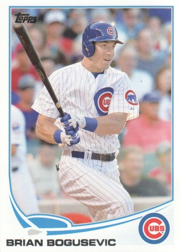 Photo of 2013 Topps Update #US198 Brian Bogusevic