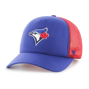 Toronto Blue Jays Youth Barlow Snap Cap Royal by '47 Brand