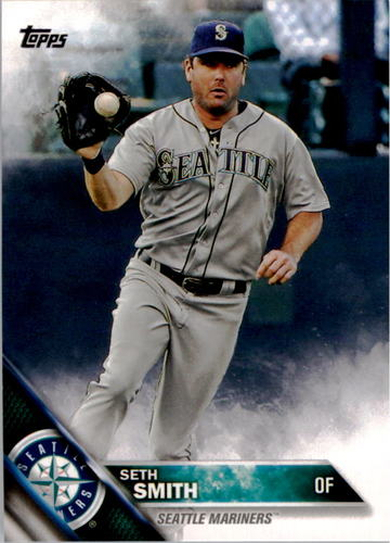 Photo of 2016 Topps #348 Seth Smith