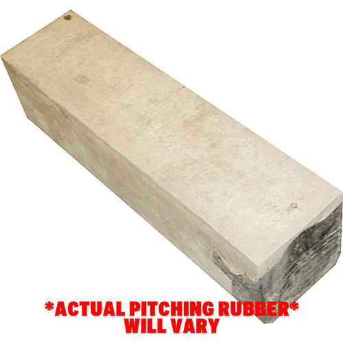 Photo of New York Yankees Game-Used Pitching Rubber (Main Field) (4/24/2016)