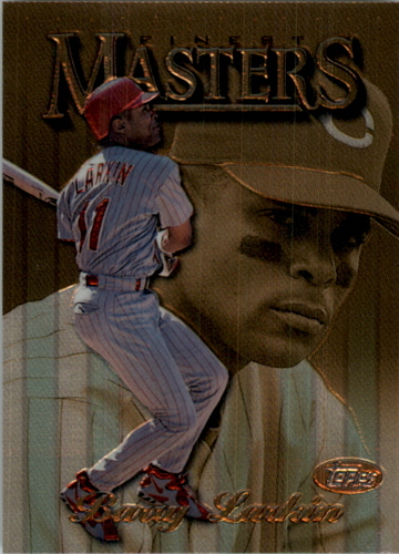 Photo of 1997 Finest #157 Barry Larkin G