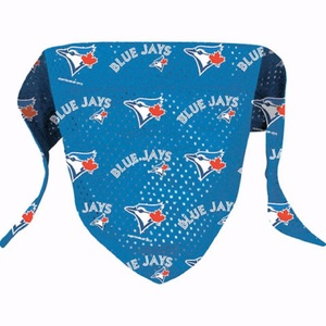 Toronto Blue Jays Pet Bandana Royal by The Sports Vault Corp.