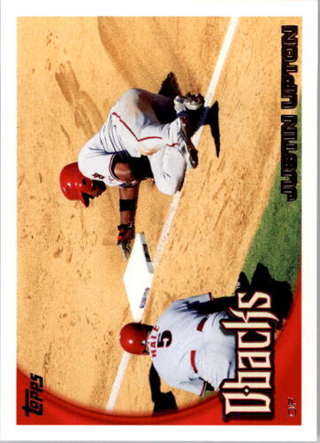 Photo of 2010 Topps #145 Justin Upton