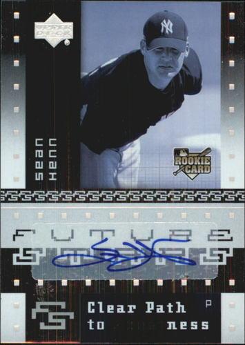 Photo of 2007 Upper Deck Future Stars #107 Sean Henn AU (RC)