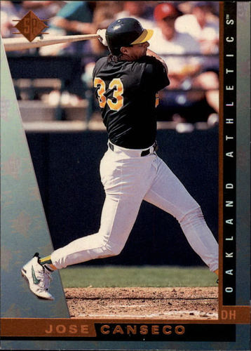Photo of 1997 SP #131 Jose Canseco