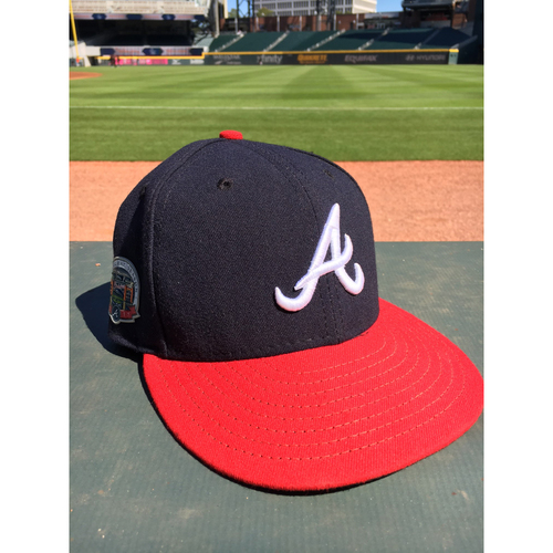 Photo of Harvey Relief Auction - Dansby Swanson Used Hat