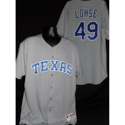 Photo of Kyle Lohse 2017 Team-Issued Jersey