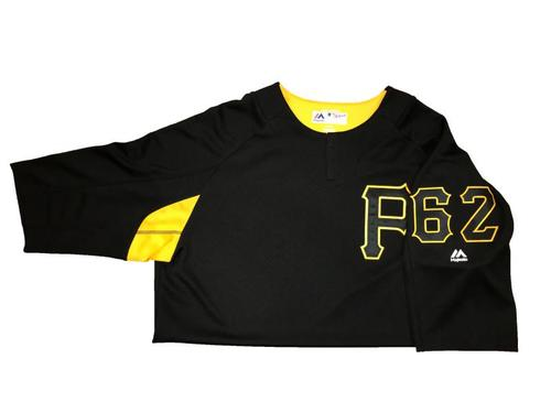 Photo of #62 Team-Issued Batting Practice Jersey