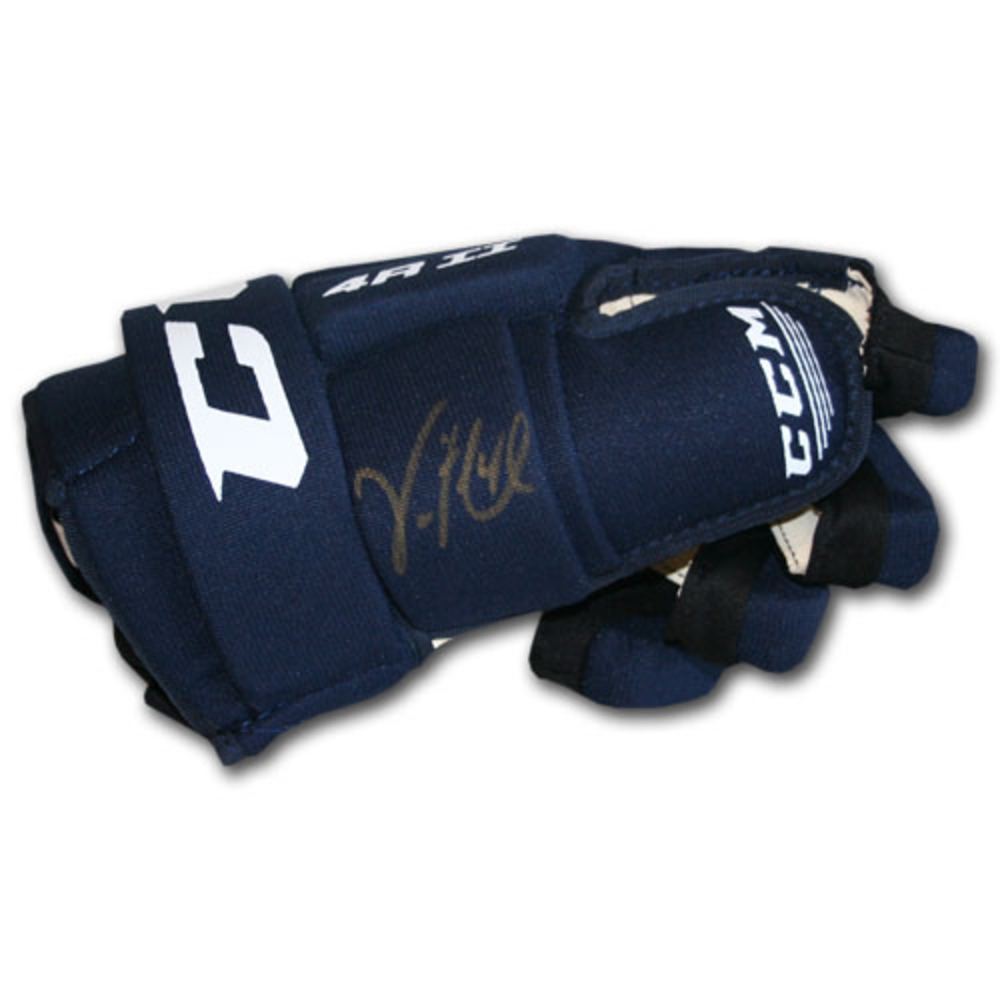 Vincent Lecavalier Autographed CCM Hockey Glove (Los Angeles Kings)
