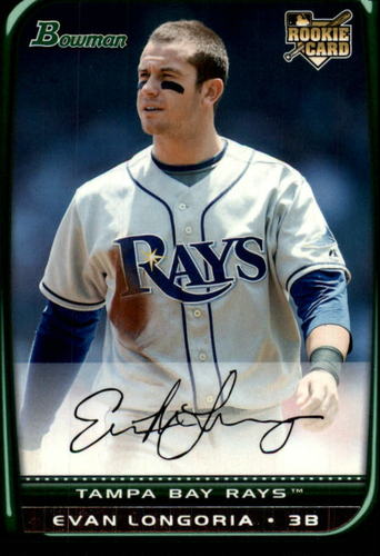 Photo of 2008 Bowman Draft #BDP27 Evan Longoria RC