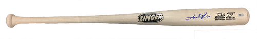 Photo of Addison Russell Autographed Bat