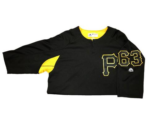Photo of #63 Team-Issued Batting Practice Jersey