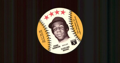 Photo of 1976 Isaly Discs #49 Frank Robinson