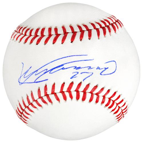 Photo of Vladimir Guerrero Los Angeles Angels of Anaheim Autographed Baseball