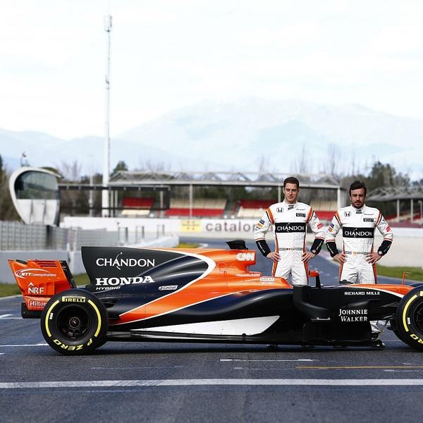 Photo of McLaren-Honda VIP Experience in Barcelona: Sunday Race Sessions
