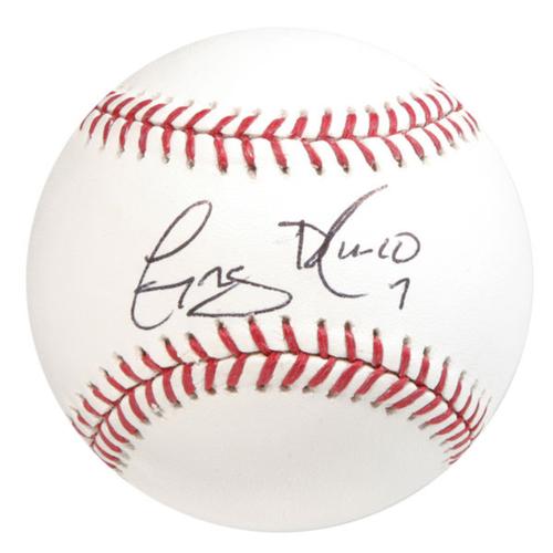 Photo of San Francisco Giants - Gregor Blanco Autographed Baseball